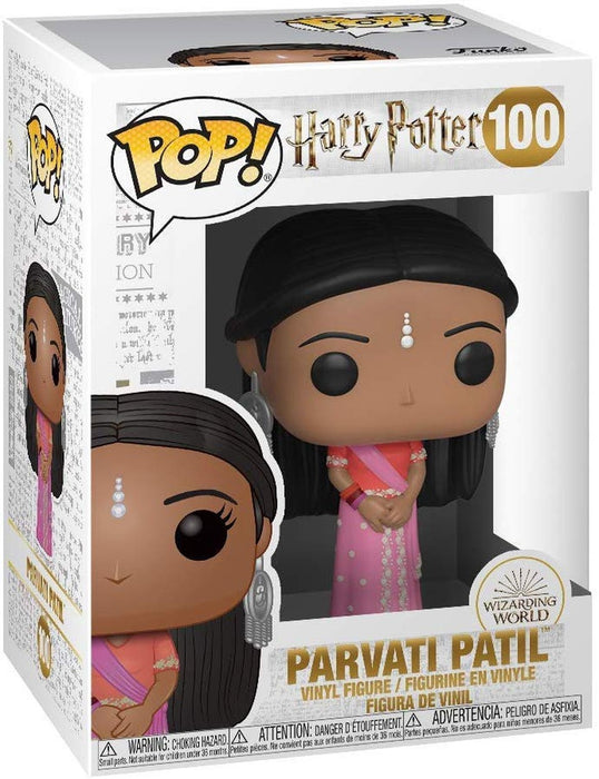 POP! - Harry Potter - Parvati Patil
