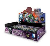 DC Comics Super-Villains Trading Cards Hobby Box Cryptozoic | Cardboard Memories Inc.