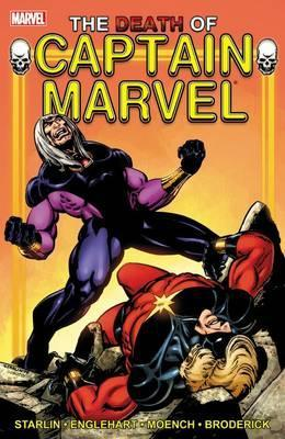 Marvel Comics - Captain Marvel - The Death of Captain Marvel