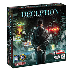 Deception - Undercover Allies