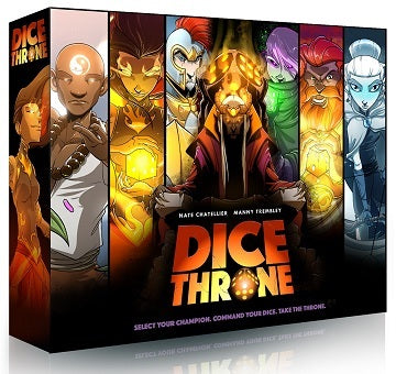 Dice Throne - Season 1