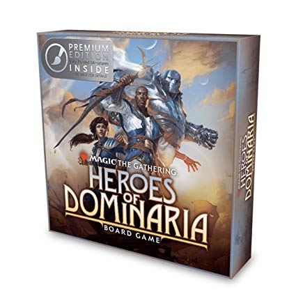 Magic The Gathering - Heroes of Dominaria - Premium Edition