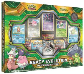 Pokemon Legacy Evolution Pin Collection Box Pokemon | Cardboard Memories Inc.