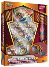 Pokemon Mega Salamence-EX Premium Collection Pokemon | Cardboard Memories Inc.