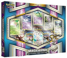 Pokemon Mythical Collection Box - Magearna Pokemon | Cardboard Memories Inc.