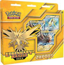 Pokemon Legendary Battle Deck - Zapdos Pokemon | Cardboard Memories Inc.