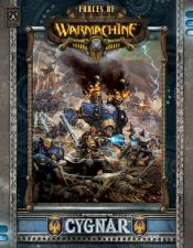 Forces of Warmachine - Cygnar - PIP 1023 Privateer Press | Cardboard Memories Inc.