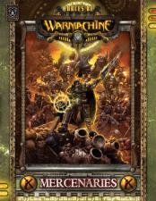 Forces of Warmachine - Mercenaries - PIP 1031 Privateer Press | Cardboard Memories Inc.