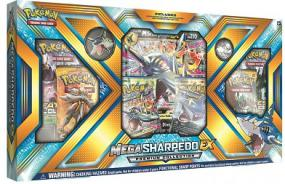 Pokemon Mega Sharpedo-EX Premium Collection Box Pokemon | Cardboard Memories Inc.