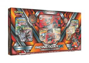 Pokemon Premium Collection Box - Incineroar-GX Pokemon | Cardboard Memories Inc.