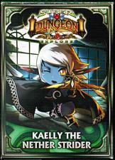 Super Dungeon Explore - Kaelly The Nether Strider Ninja Divison | Cardboard Memories Inc.