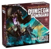 D & D Dungeon Command - Sting of Lolth Miniatures Faction Pack Avalon Hill | Cardboard Memories Inc.