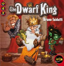 Dwarf King Iello Games | Cardboard Memories Inc.