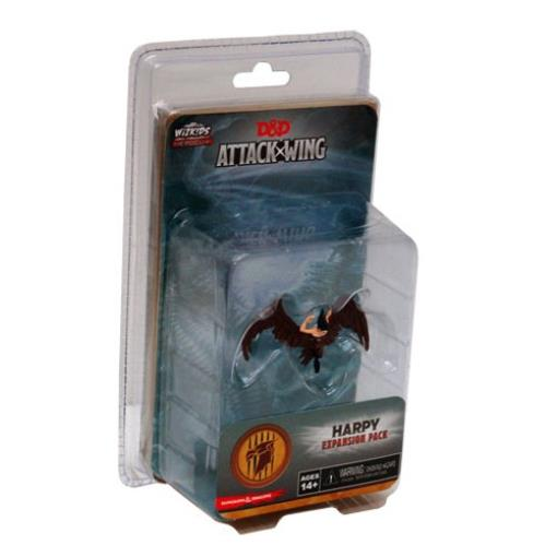 Wizkids - Dungeons and Dragons Attack Wing - Harpy - Expansion Pack - 71606