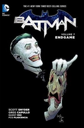 DC Comics - Batman - Endgame - Volume 7 - Hardcover