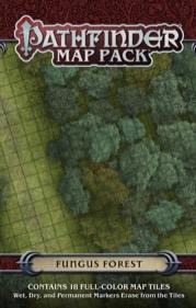 Paizo - Pathfinder - Map Pack - Fungus Forest