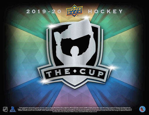 Upper Deck - 2019-20 - Hockey - The Cup - Hobby Box - Pre-Order TBA