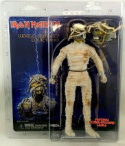 Iron Maiden World Slavery Tour 84-85 Action Figure - Eddie Mezco Toys | Cardboard Memories Inc.