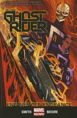 Marvel Comics - All-New  Ghost Rider - Engines Of Vengeance - Volume 1
