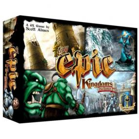 Tiny Epic Kingdoms (2nd Edition) Gamelyn | Cardboard Memories Inc.