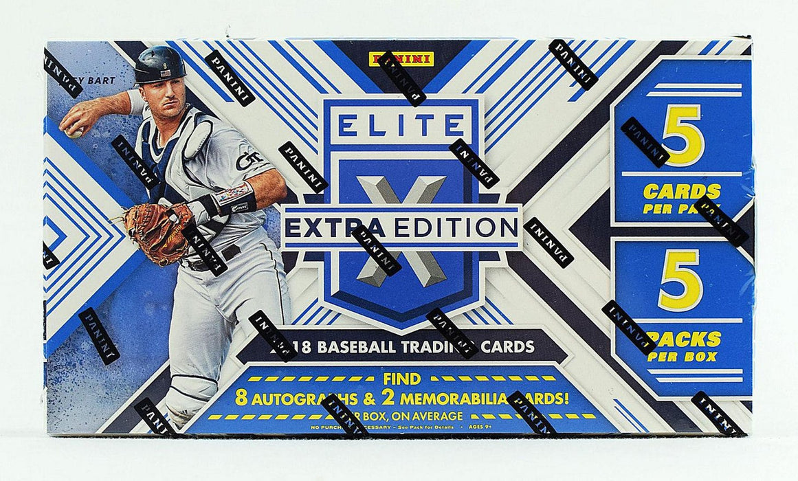 Panini - 2018 - Baseball - Elite Extra Edition - Hobby Box