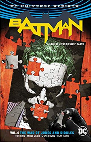 DC Comics - Batman - The War of Jokes and Riddles - Volume 4