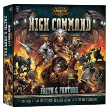 Warmachine - High Command - Faith & Fortune - PIP 61020 Privateer Press | Cardboard Memories Inc.
