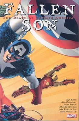 Marvel Comics - Fallen Son - The Death of Captain America