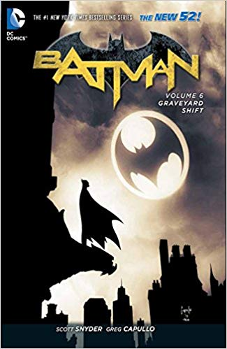 DC Comics - Batman - Graveyard Shift - Volume 6