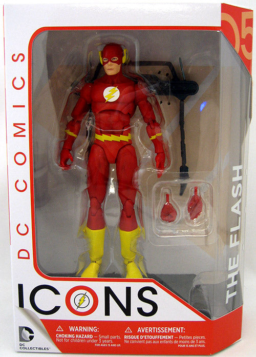 DC - Collectibles DC Comics - Icons - The Flash