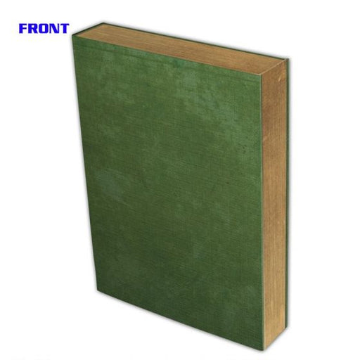 BCW - Comic Book Stor-Folio - Art - Green Book