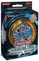 Yu-gi-oh! 2011 Generation Force Special Edition Konami | Cardboard Memories Inc.