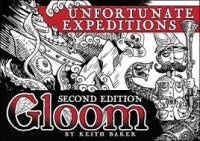 Gloom Second Edition - Unfortunate Expeditions Atlas Games | Cardboard Memories Inc.
