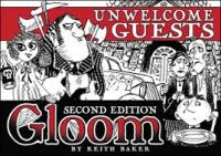 Gloom Second Edition - Unwelcome Guests Atlas Games | Cardboard Memories Inc.