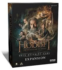 Hobbit Desolation of Smaug - Deck Building Game Expansion Cryptozoic | Cardboard Memories Inc.