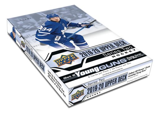 Upper Deck - 2019-20 - Hockey - Series 2 - 4 Hobby Box Combo