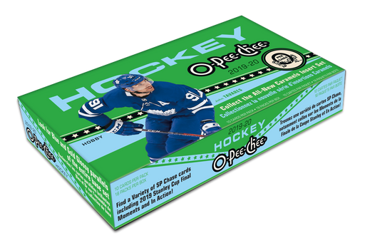 Upper Deck - 2019-20 - Hockey - O-Pee-Chee - 4 Hobby Box Combo