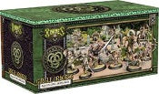 Hordes - Circle Orboros All-In-One Army Box Privateer Press | Cardboard Memories Inc.
