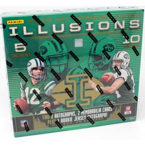 2018 Panini Illusions Football Hobby Box