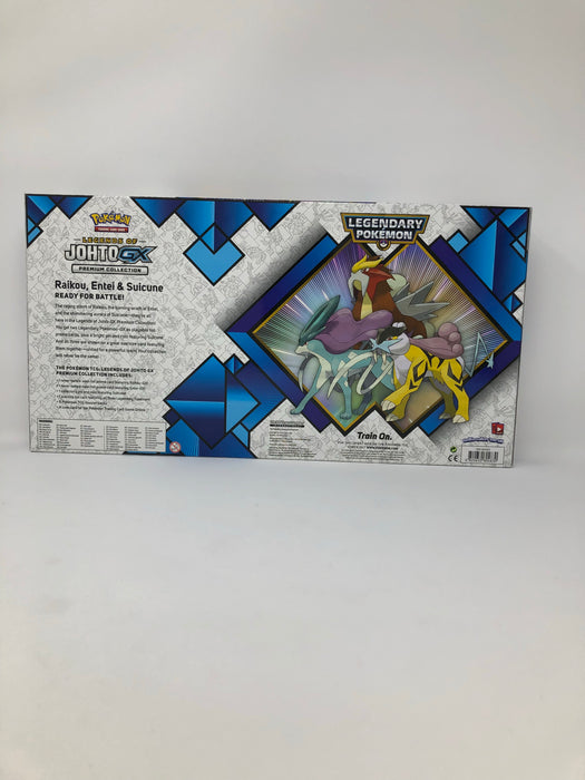 Pokemon Legends of Johto-GX Premium Collection Pokemon | Cardboard Memories Inc.