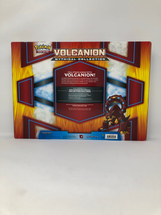 Pokemon Mythical Collection Box - Volcanion Pokemon | Cardboard Memories Inc.