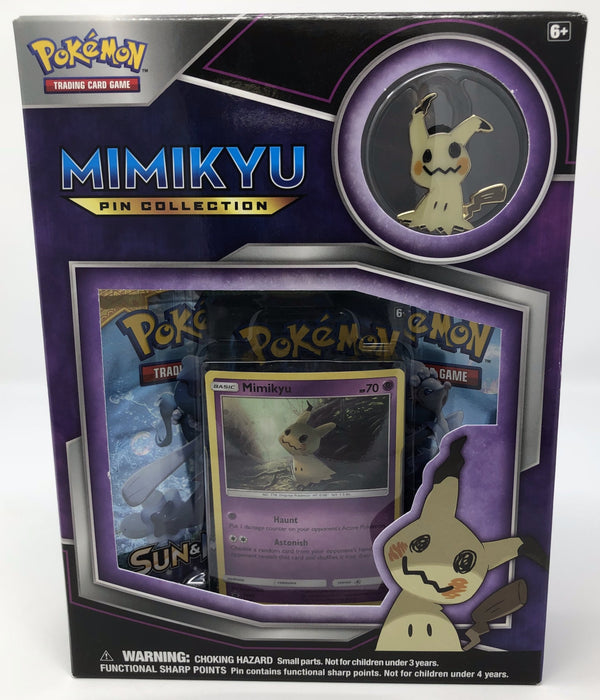 Pokemon Mimikyu Pin Collection Pokemon | Cardboard Memories Inc.