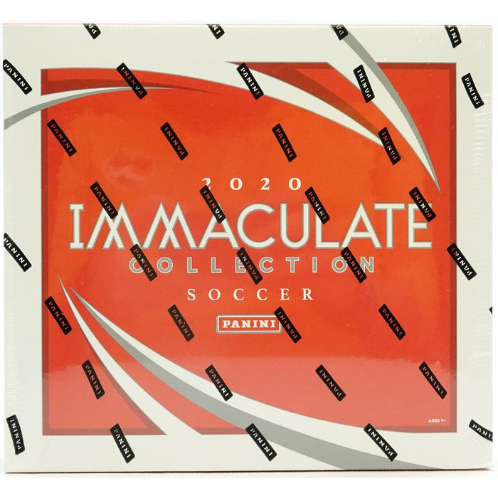 Panini - 2019-20- Soccer - Immaculate Collection - Hobby Box