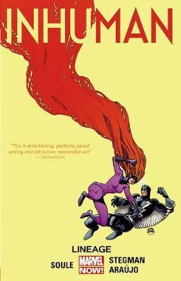 Marvel Comics - Inhuman - Lineage - Volume 3