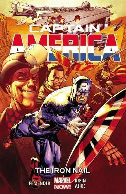 Marvel Comics - Captain America - The Iron Nail - Volume 4