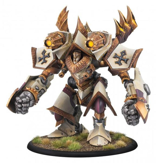 Warmachine - Protectorate of Menoth - Judicator/Revelator Colossal Kit - PIP 32108