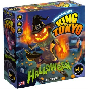 Iello Games - King of Tokyo - Halloween Monster Expansion