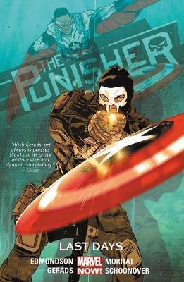 Marvel Comics - Punisher - Last Days - Volume 3