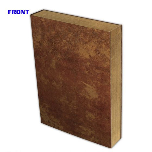 BCW - Comic Book Stor-Folio - Art - Leather Book
