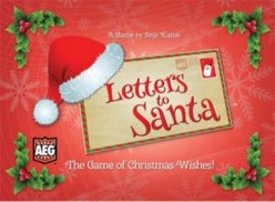 Letters to Santa Alderac Entertainment Group | Cardboard Memories Inc.